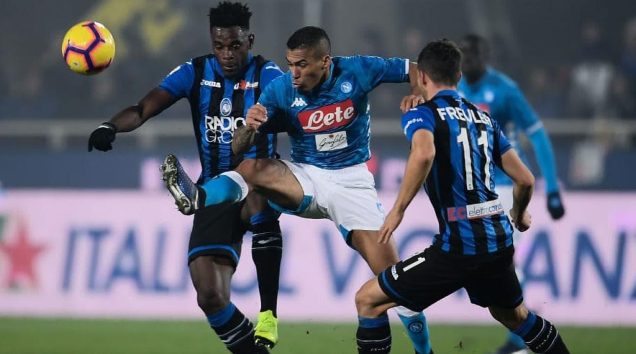 Napoli Atalanta: come Mertens e Osimhen hanno demolito la Dea  |Napoli- Atalanta