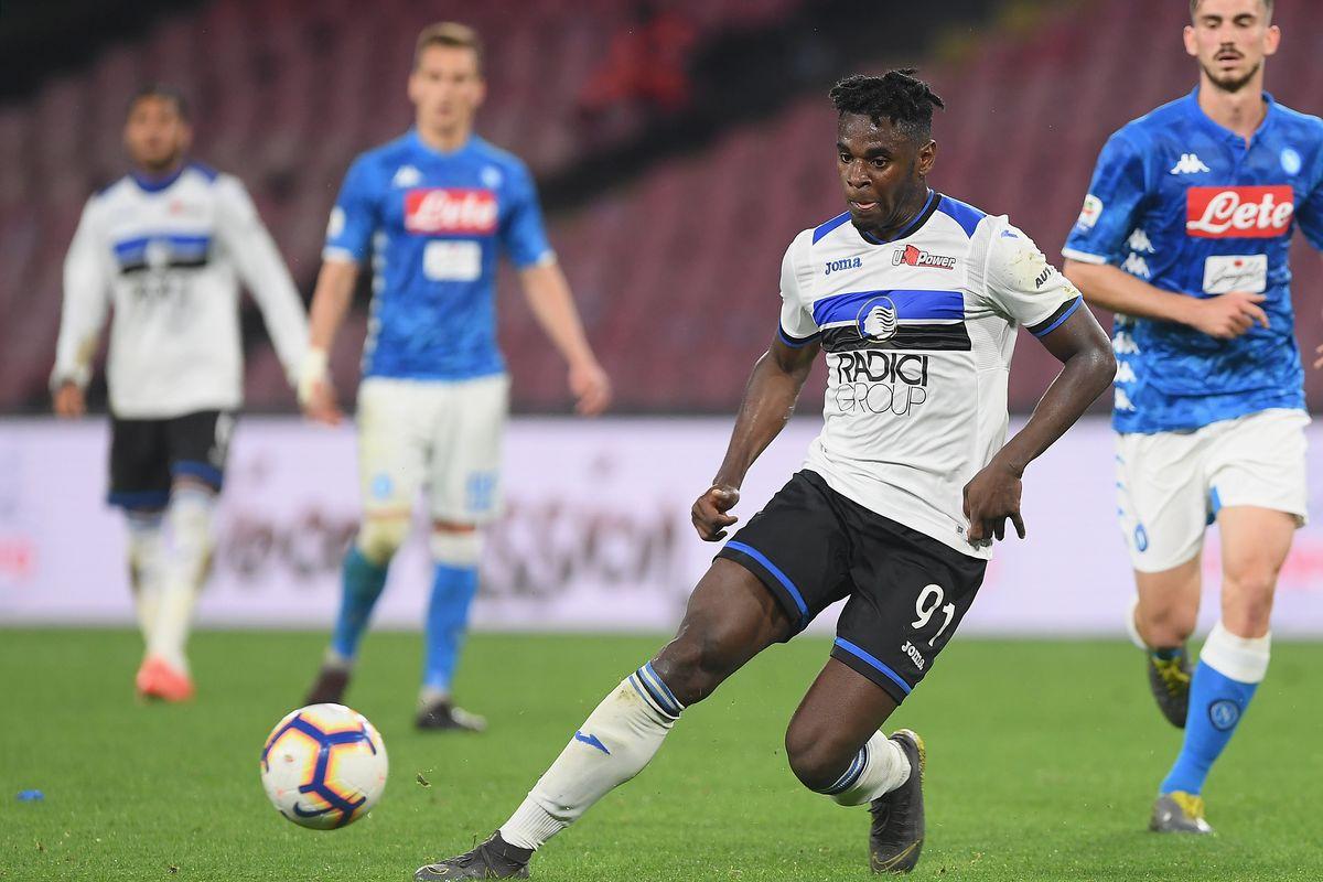 Napoli – Atalanta Bergamo: Late Josip Iličić goal erases ...   Napoli- Atalanta