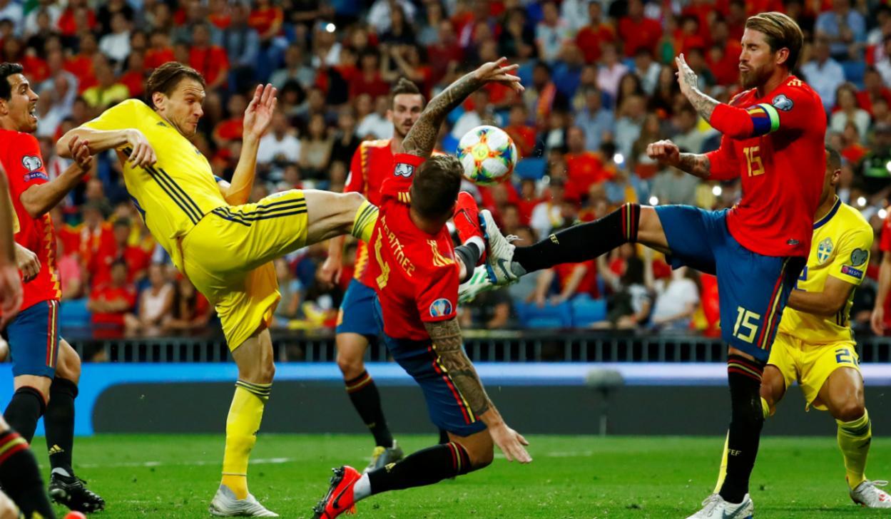 Spanien Schweden