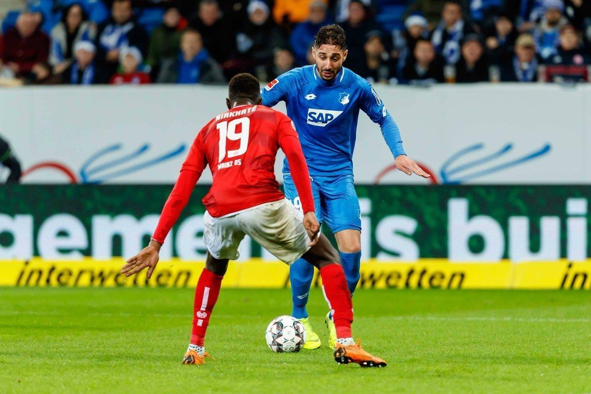 Mainz Hoffenheim