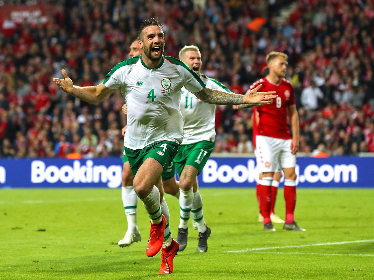 Ireland Vs Denmark