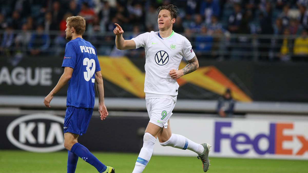 Gent Wolfsburg