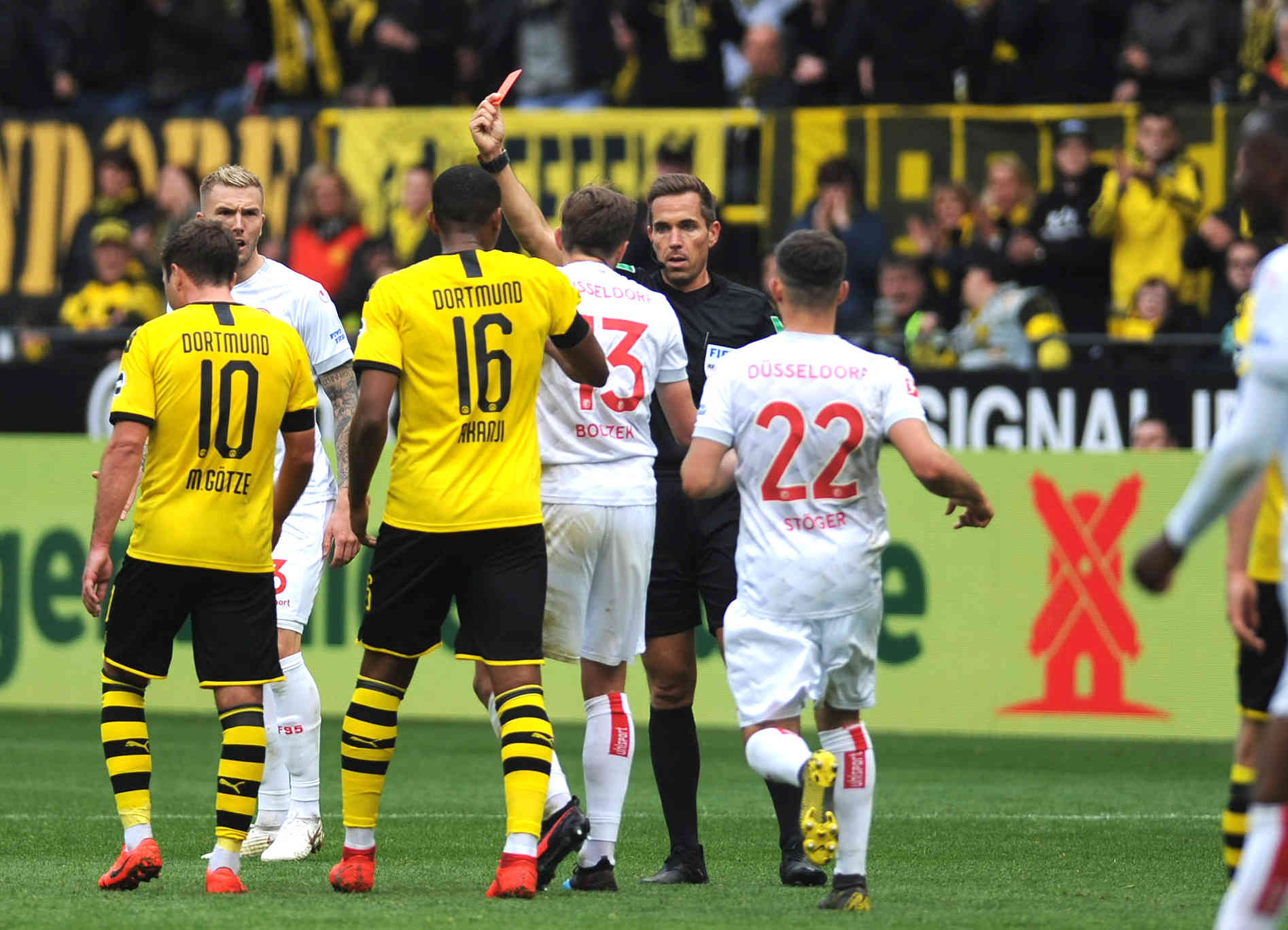 Dortmund Vs DГјГџeldorf