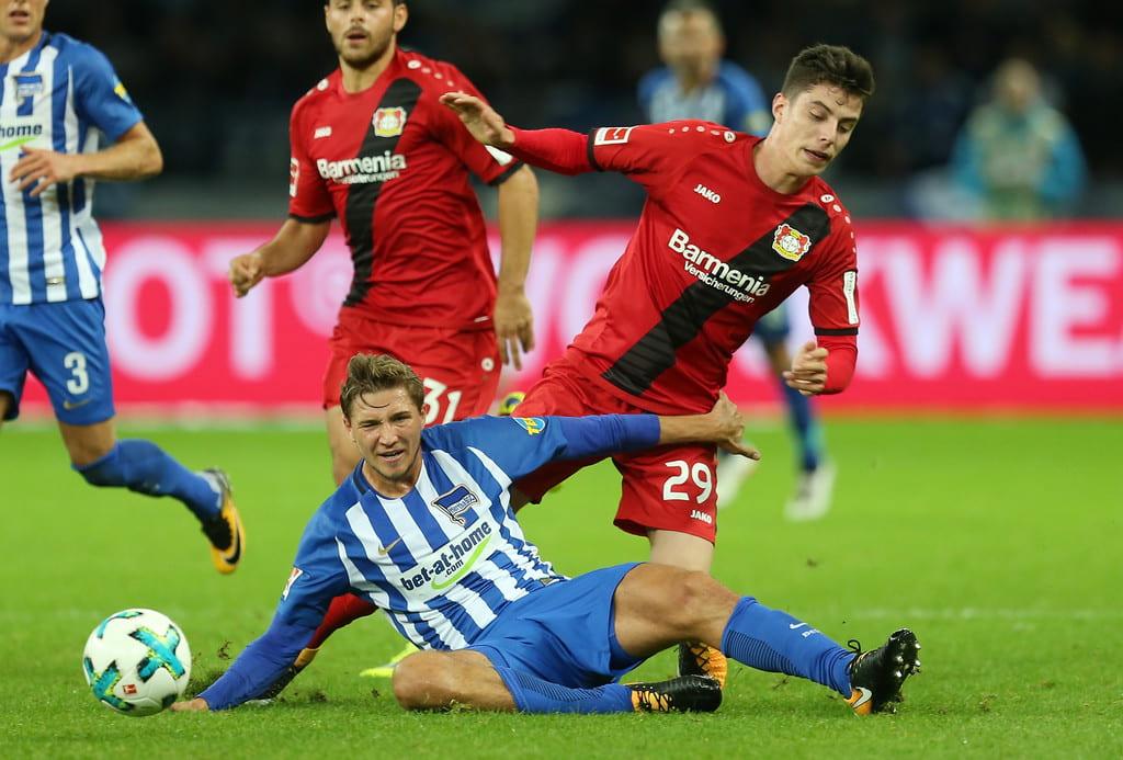 Hertha Leverkusen