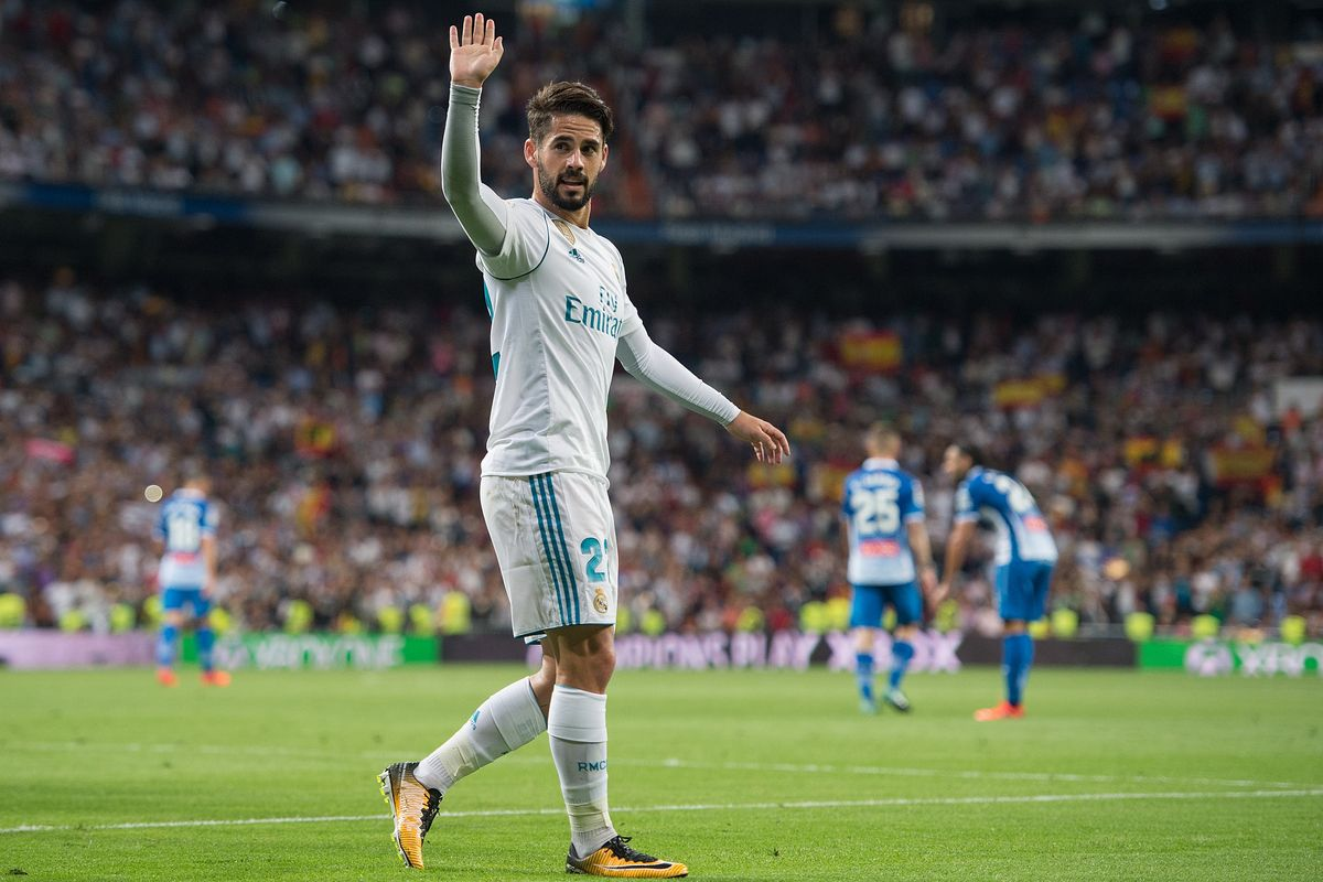 Real Madrid vs Espanyol, LIVE stream online: La Liga 2018 ...