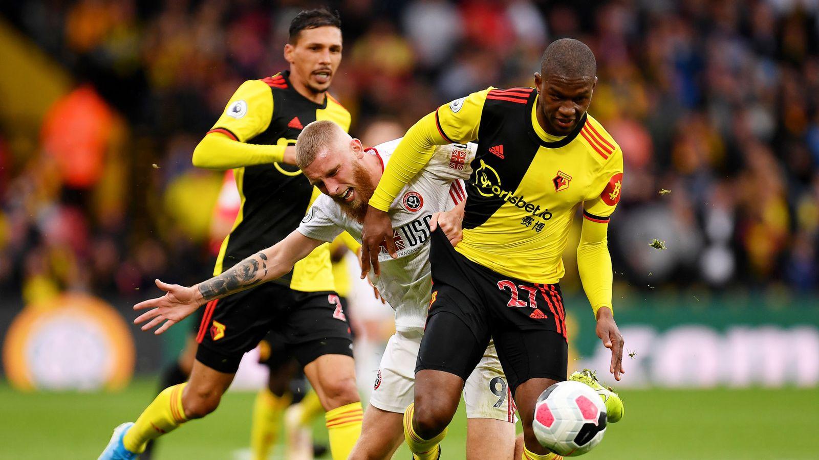 Sheffield United Vs Man City H2h Results
