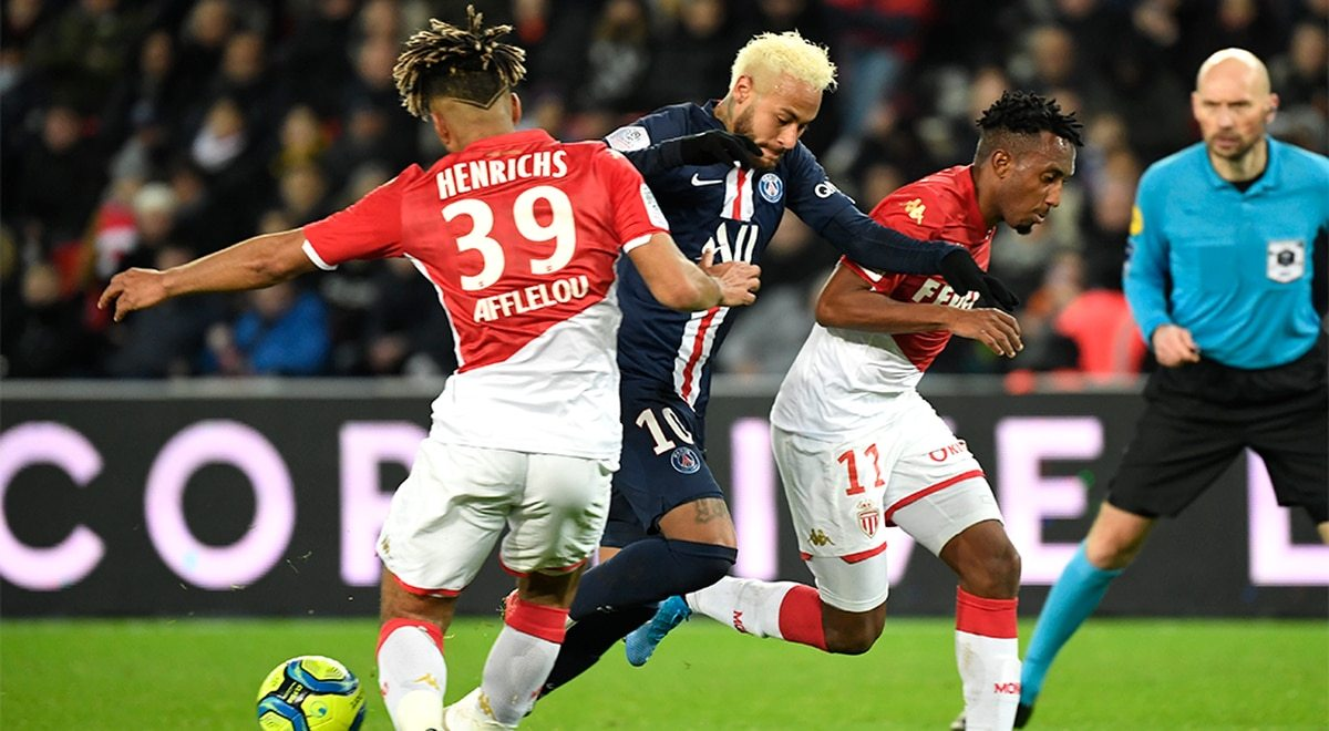 Official Lineup: Mbappe Returns to PSG's Starting 11 for ...  |Monaco ... Psg