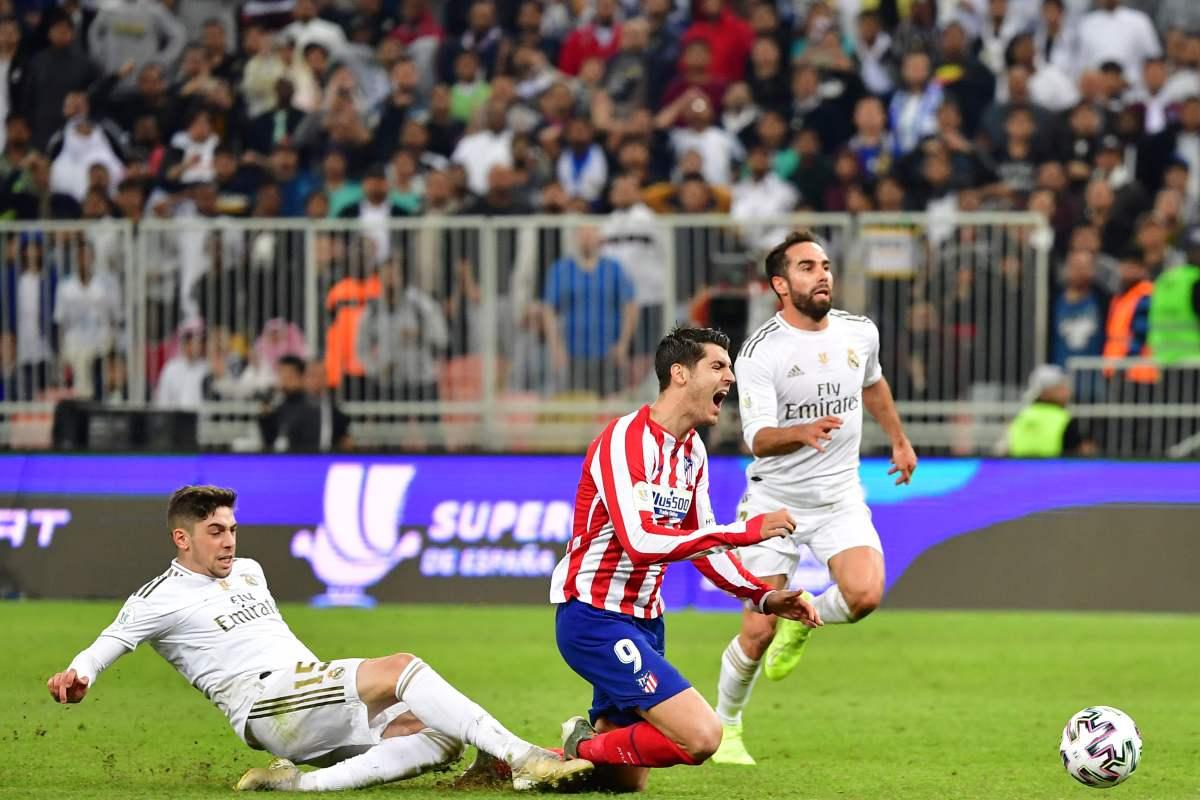 Real Madrid vs. Atletico Madrid: La Liga Matchday 7 live ...