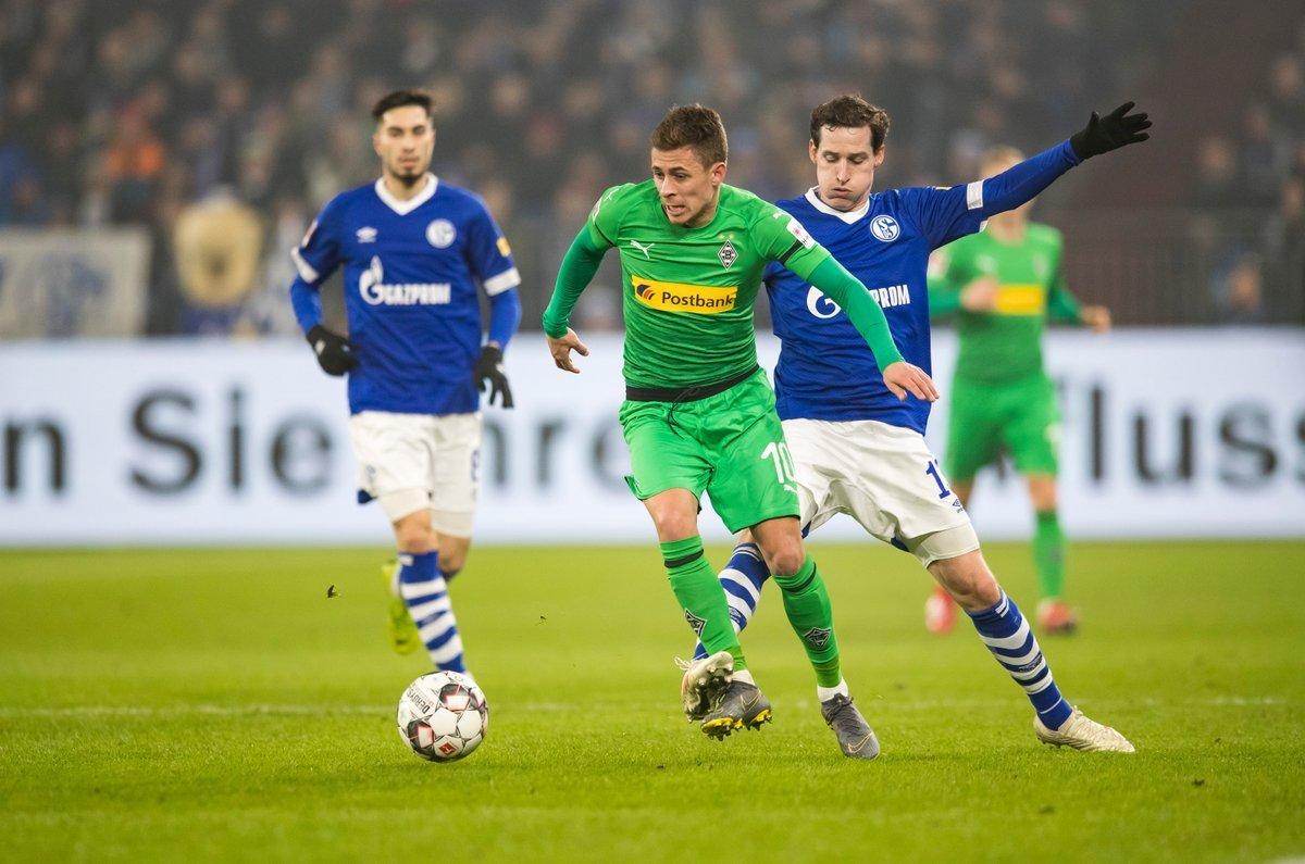 Schalke Vs Monchengladbach