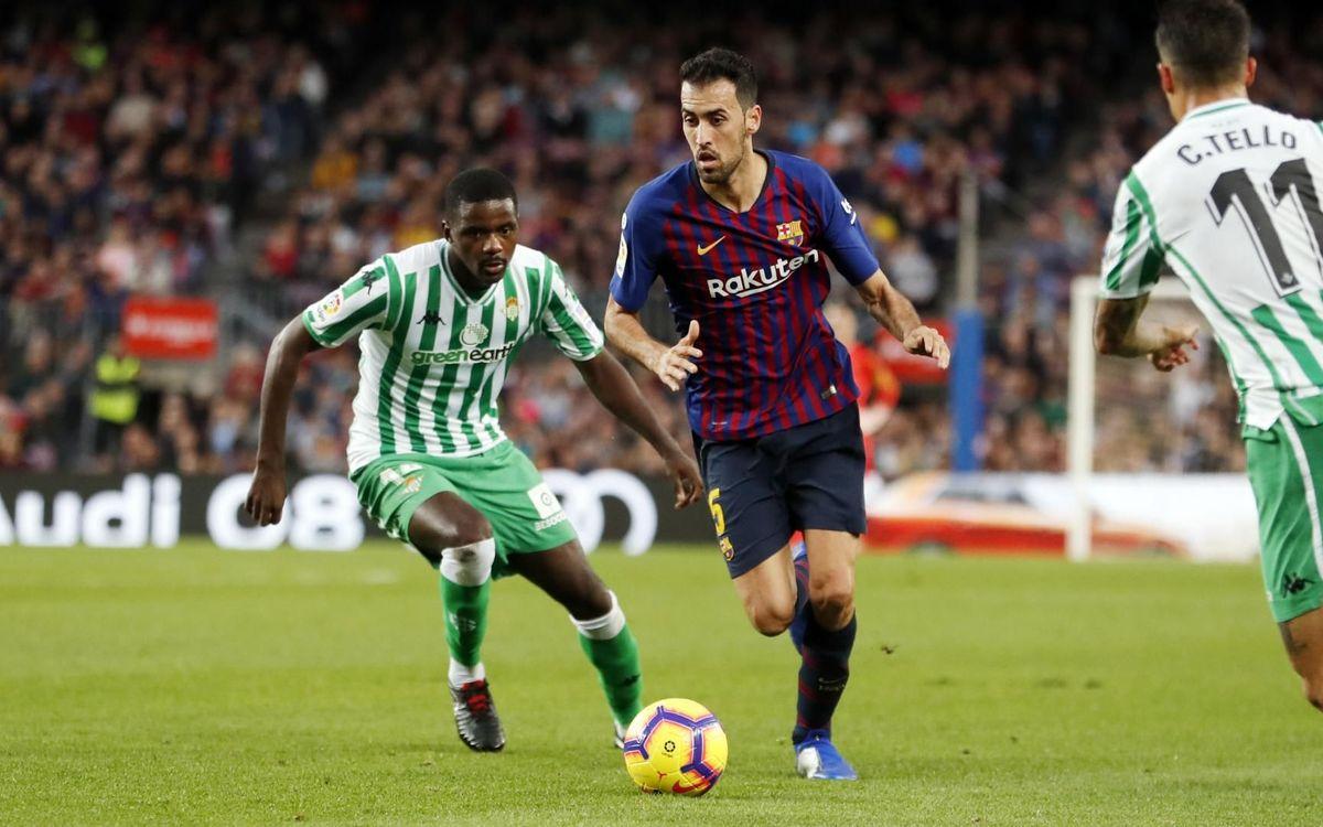 Barcelona Betis