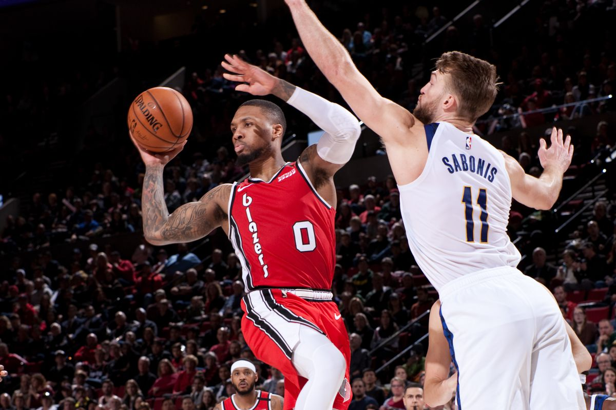 Portland Trail Blazers at Indiana Pacers Preview, Tips and Odds