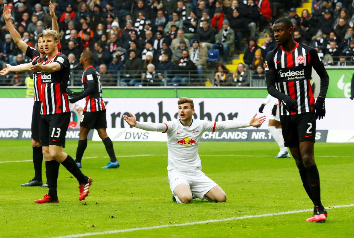 Frankfurt Vs Leipzig