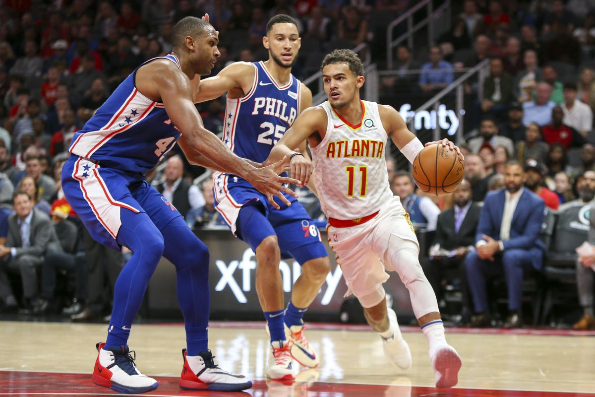 Atlanta Hawks at Philadelphia 76ers Preview, Tips and Odds