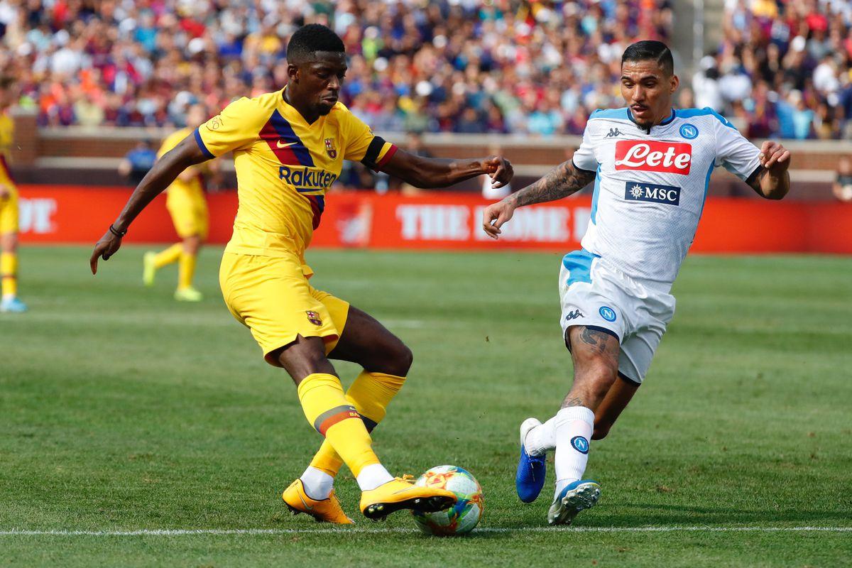 Napoli Vs Barcelona Preview Tips And Odds Sportingpedia