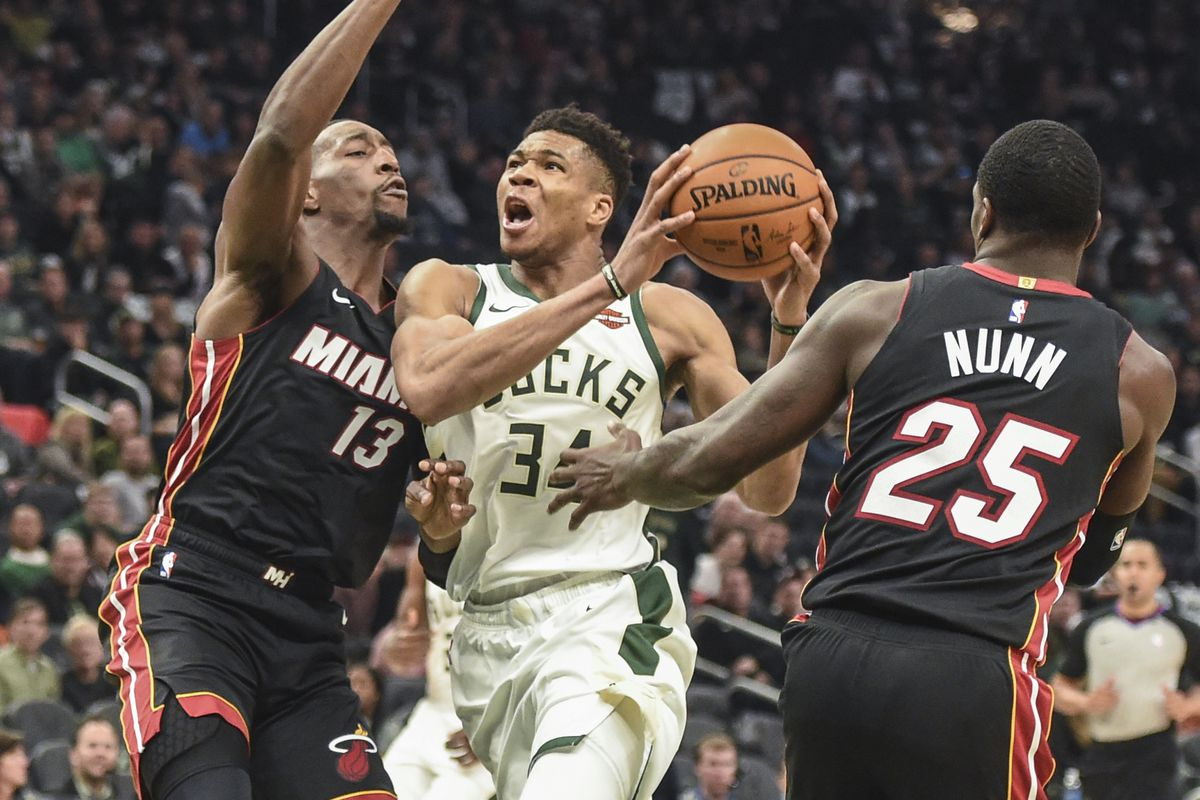 Milwaukee Bucks at Miami Heat Preview, Tips and Odds