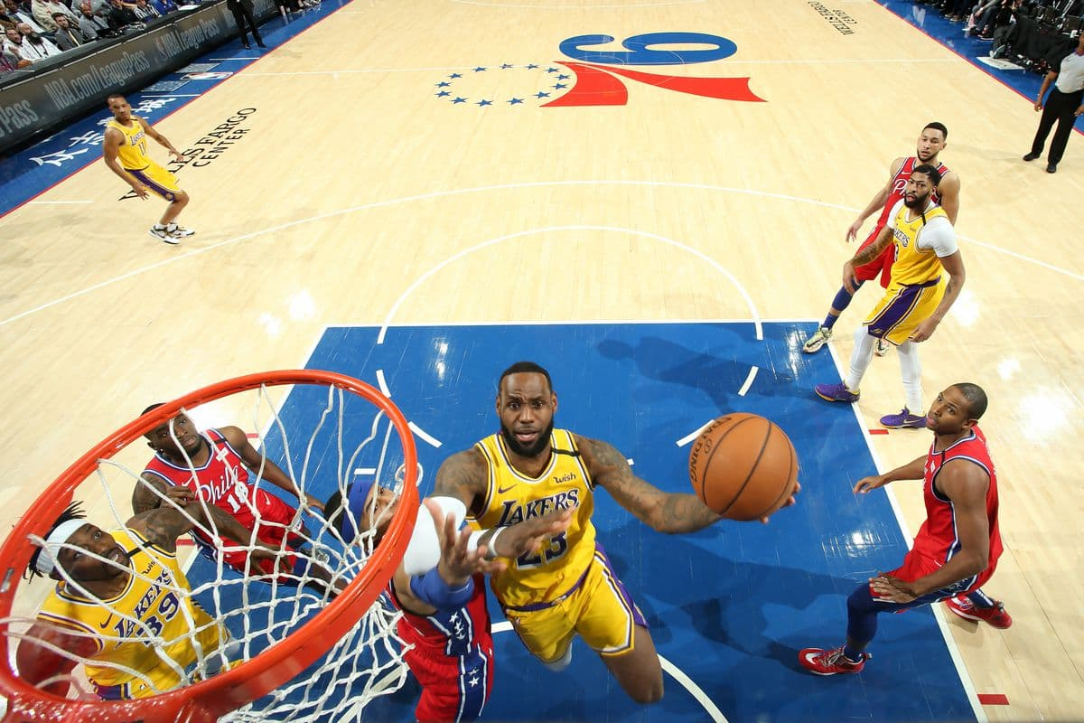 Los Angeles Lakers at Philadelphia 76ers Preview, Tips and Odds