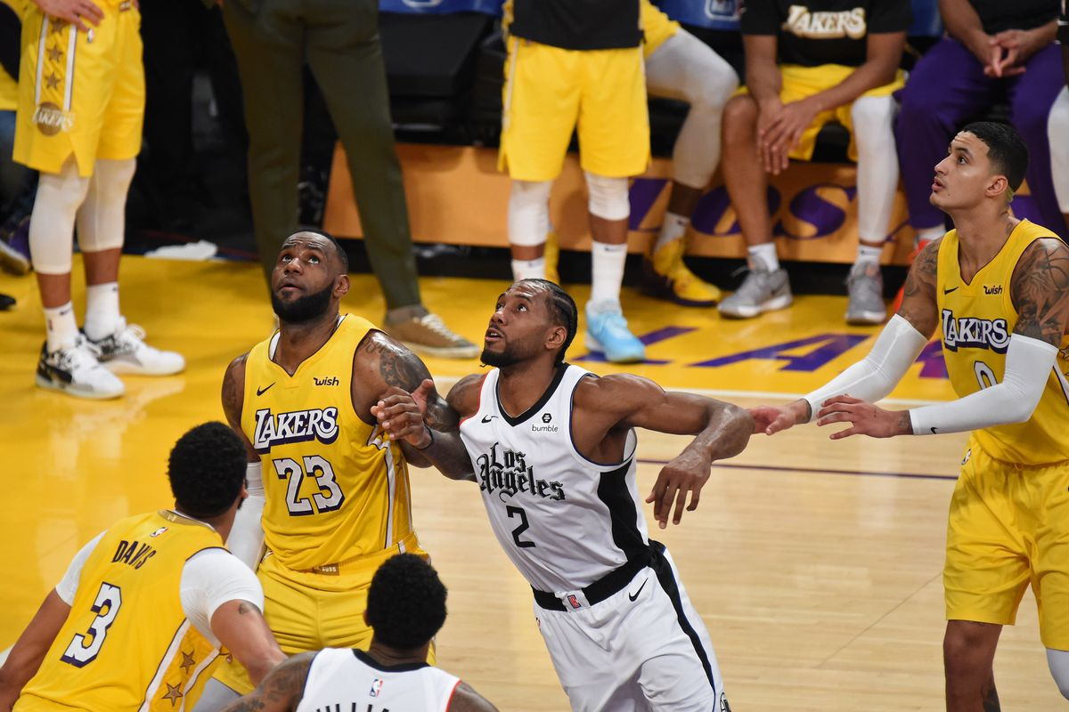 Los Angeles Lakers at Los Angeles Clippers Preview, Tips and Odds
