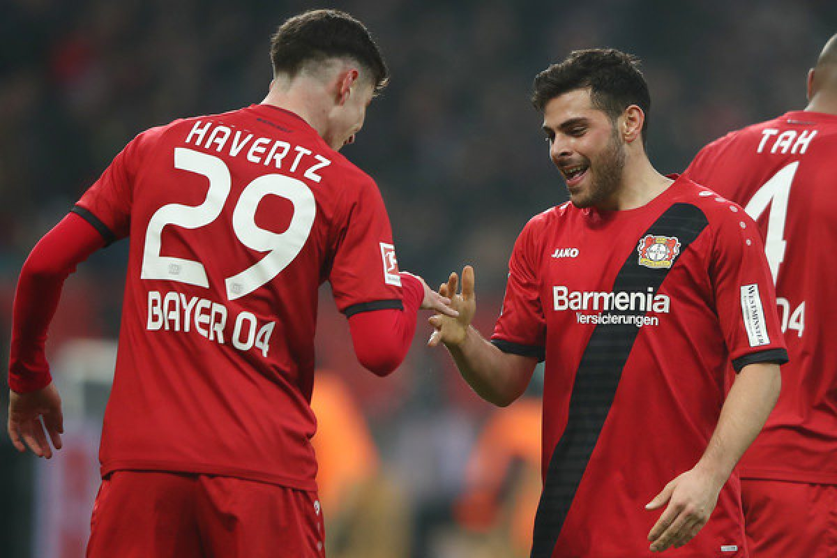 Bayer Leverkusen Vs