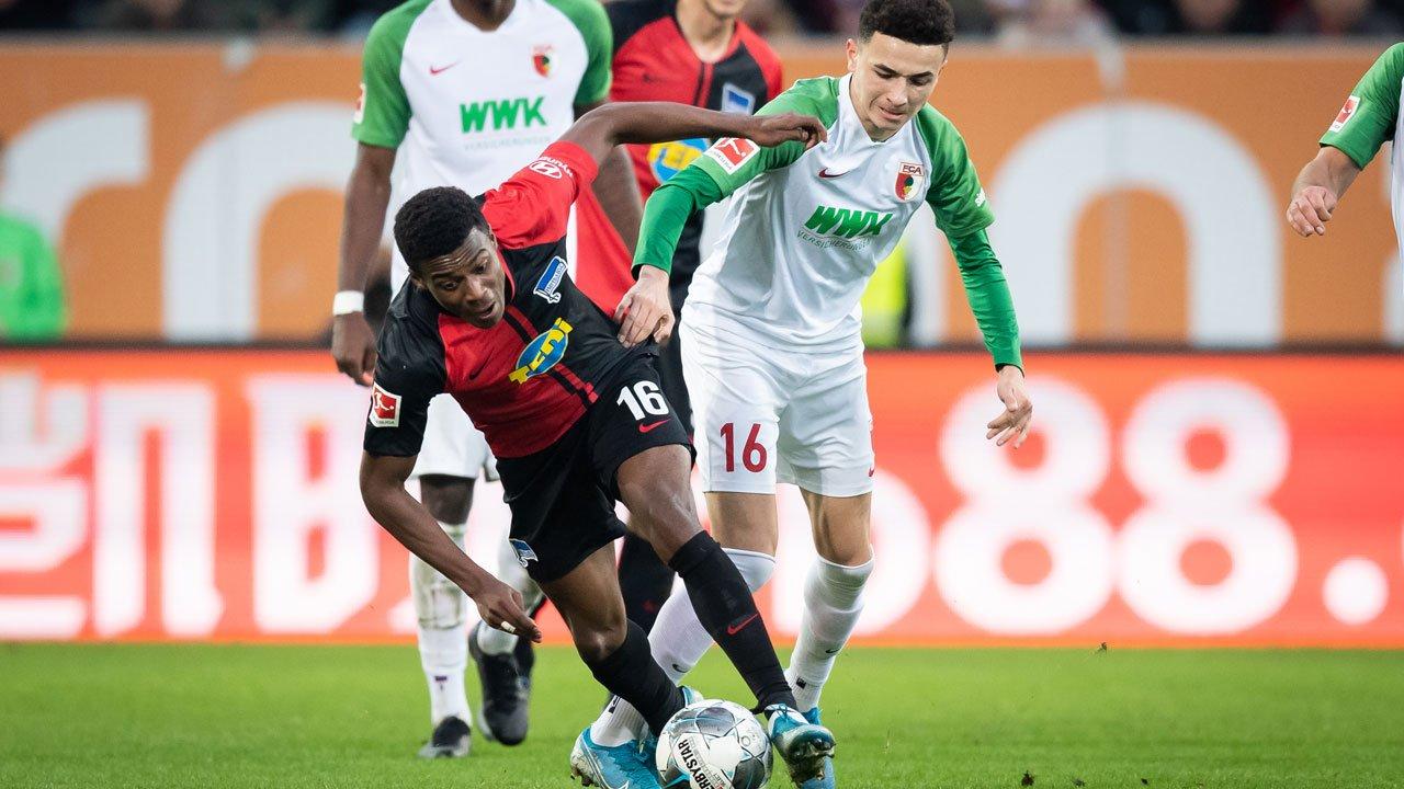 Hertha Augsburg 2020