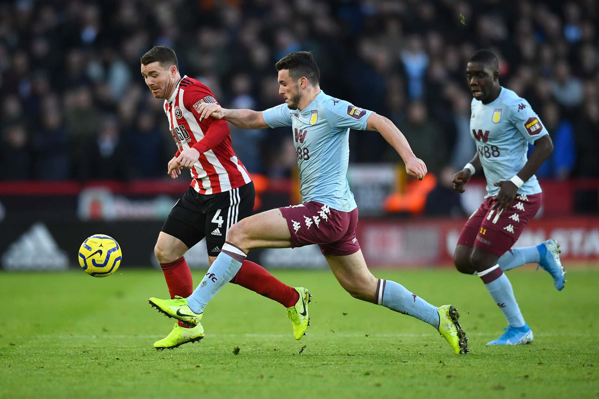 sheffield united vs aston villa - photo #2
