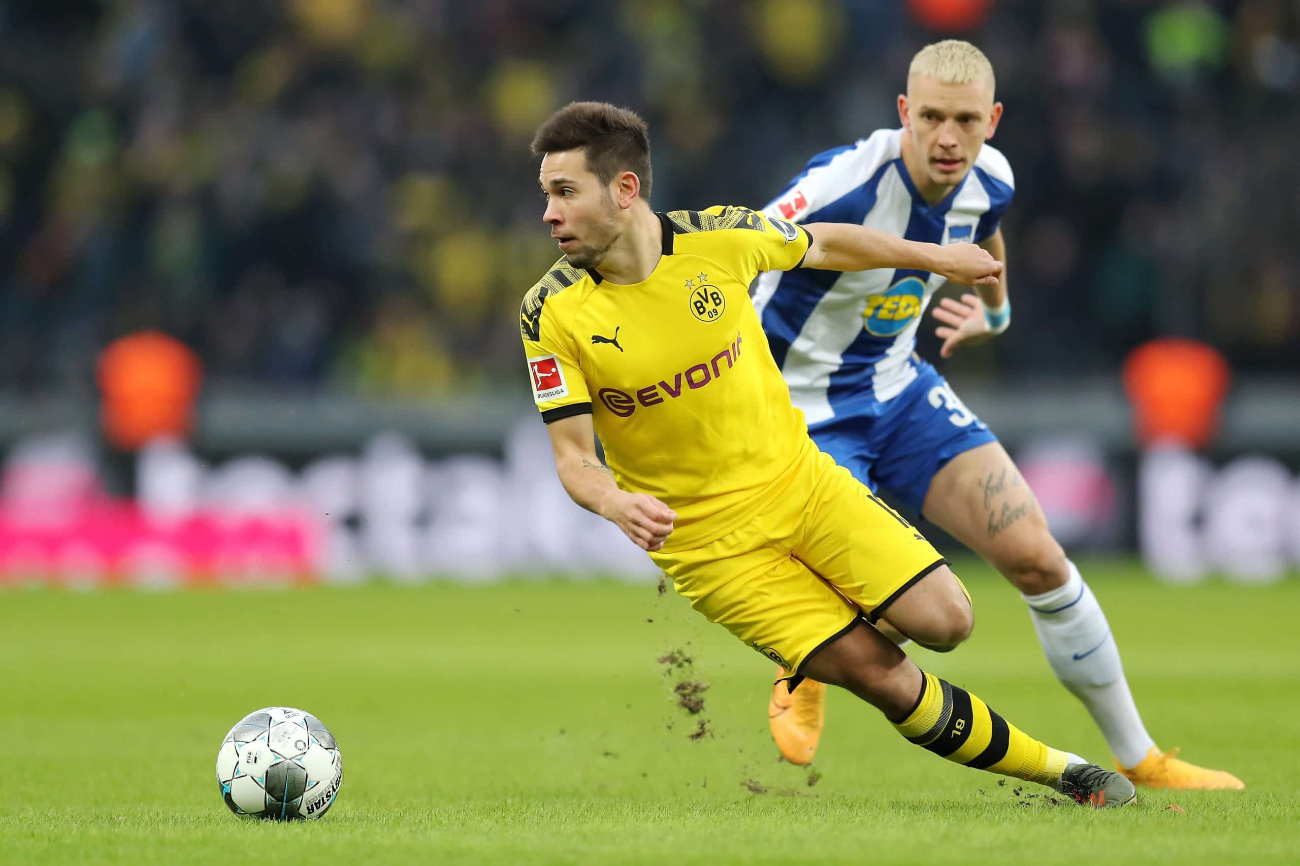 Dortmund Vs Hertha