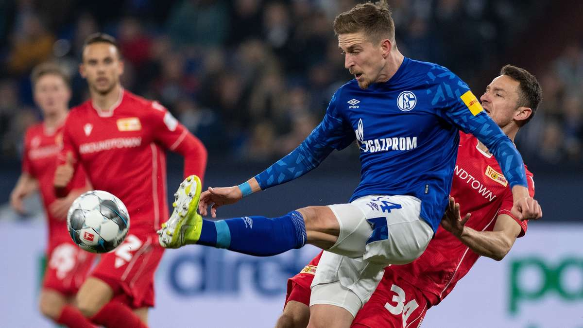 Schalke Vs Union Berlin