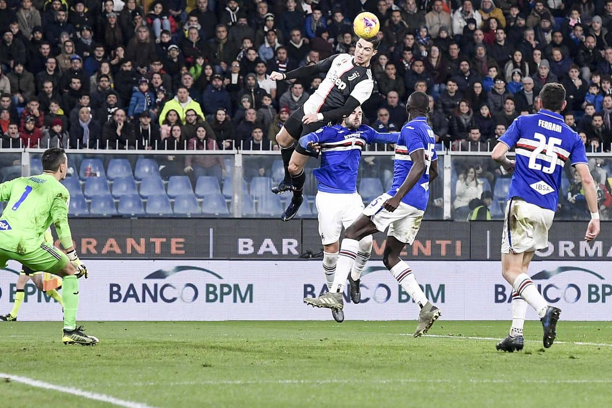 Juventus vs Sampdoria Preview, Tips and Odds