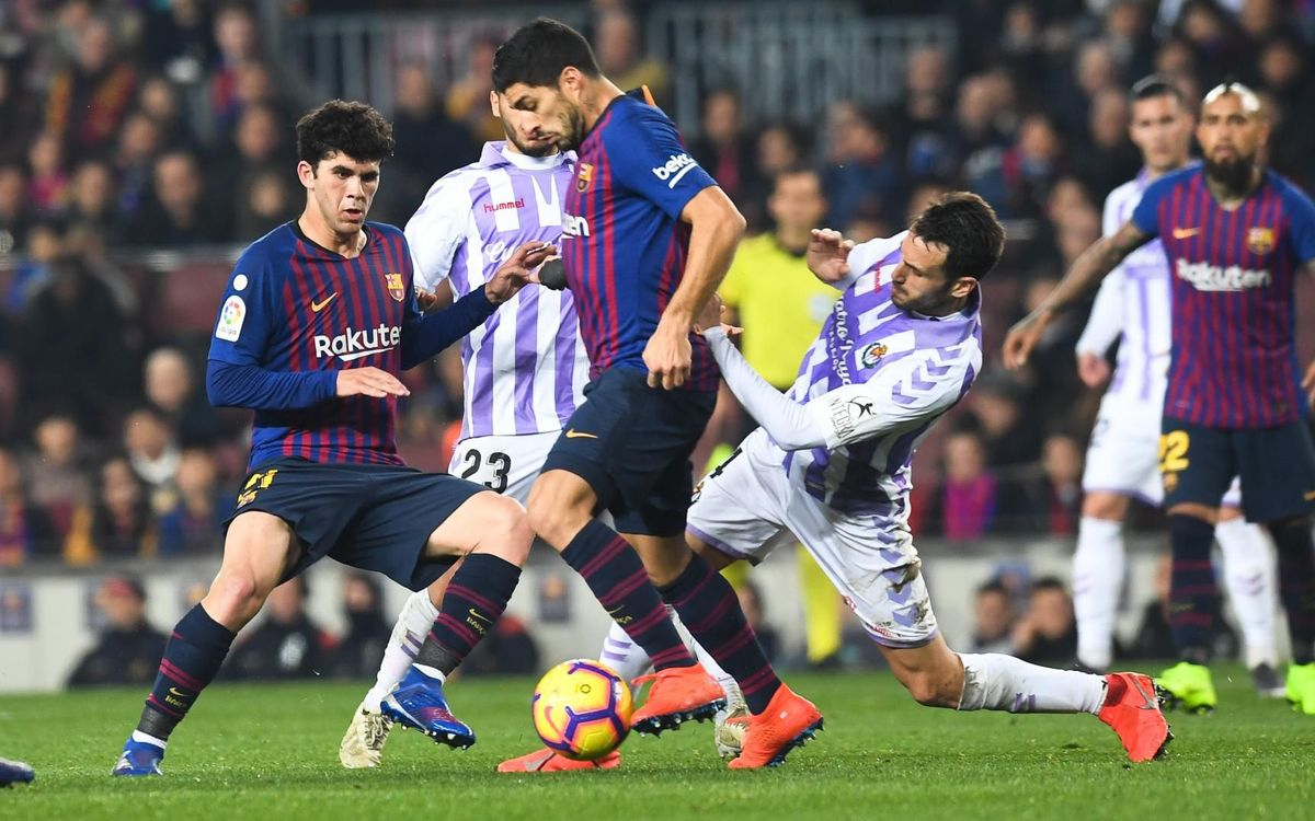 Valladolid vs Barcelona Preview, Tips and Odds ...