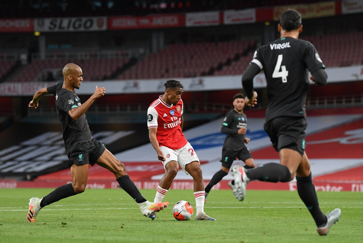 Arsenal vs Liverpool - Highlights & Full Match