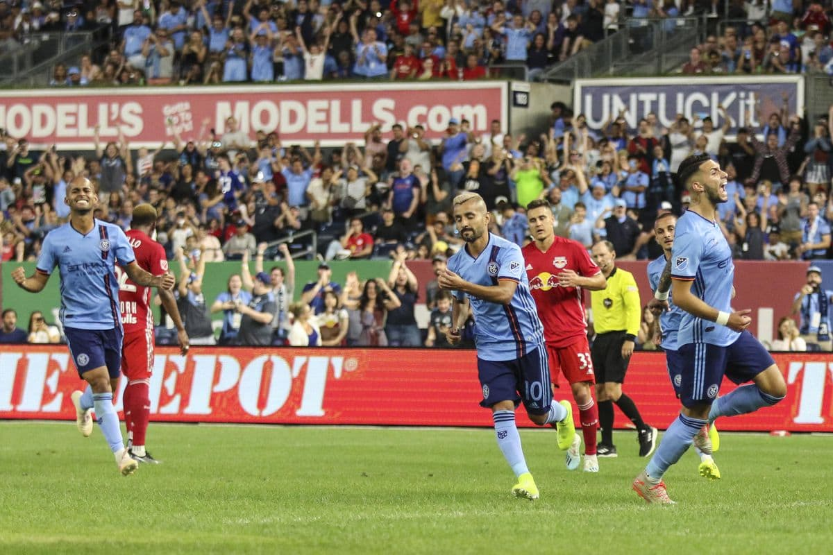 New York Red Bulls vs New York City Preview, Tips and Odds