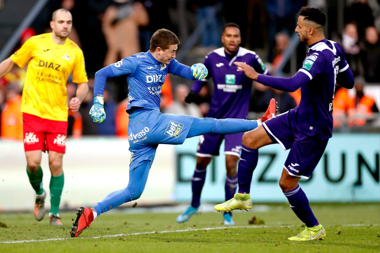 Anderlecht Soccerway