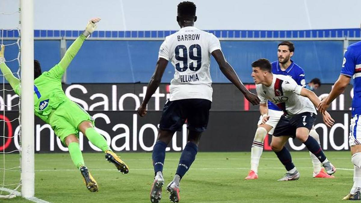 Sampdoria vs Bologna Preview, Tips and Odds - Sportingpedia - Latest Sports  News From All Over the World