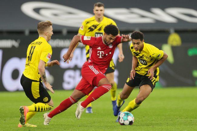 Borussia Dortmund Bayern München 2021